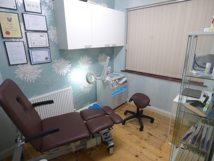 Our Podiatry / Chiropody Clinic